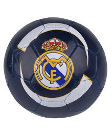 Kidsmojo Real Madrid Football Size 5 - Dark Blue