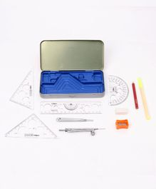Camlin Power Math Drawing Instrument - Blue