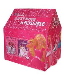 Barbie Tent House - Pink