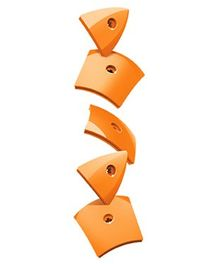 Geomag Kor Cover Construction Set Orange - 26 Pieces Accessories