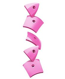 Geomag Kor Cover Construction Set Pink - 26 Pieces Accessories