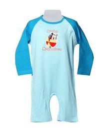 Sleep Suit- Mickey Mouse Print