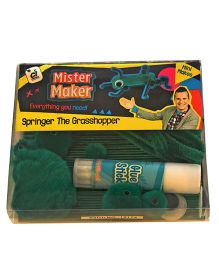 Mister Maker Springer The Grasshopper - Green