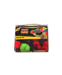 Mister Maker Racing Car Kit - Multicolor