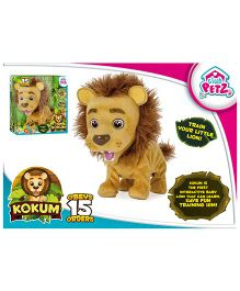 IMC Toys Disney Kokum The Little Lion Toy - Brown