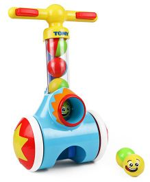 Funskool Pic 'n' Pop Toy - Blue Yellow
