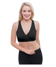 Medela Maternity And Nursing Sleep Bra - Black