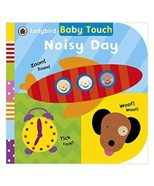 Baby Touch Noisy Day Book - English
