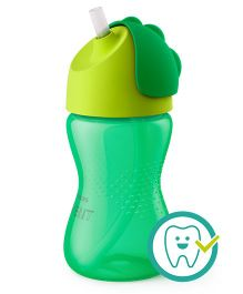 Avent Bendy Straw Cup Green - 300 ml