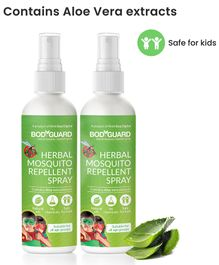 Bodyguard Natural Anti Mosquito Spray Set of 2 - 100 ml each