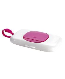 Oxo Tot On The Go Wipes Dispenser - Pink