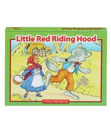 Alligator Books Little Red Riding Hood Book