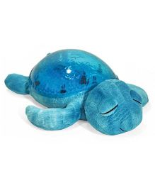 Cloud B Tranquil Turtle Projector - Blue