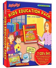 Buzzers - Kids Education Pack