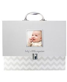 Pearhead Baby's Little Organizer - Grey