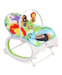 Fisher Price Infant-to-Toddler Rocker - Multicolor