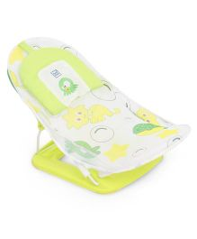 Mee Mee Anti-Skid Compact Baby Bather - Green