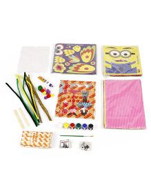 Lil Star 6 in 1 DIY Magic Crafting Kit - Multicolor
