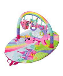 Infantino Explore & Store Activity Gym Sparkle Theme - Pink