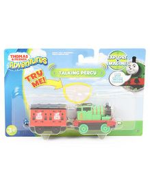 Thomas & Friends Adventures Large Talking Engine - Green & Red