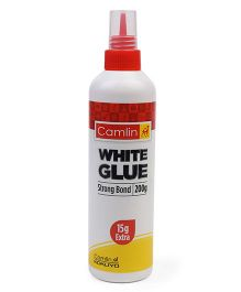Camlin White Glue Tube - 200 G