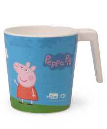 Peppa Pig Coffee Mug Off White Blue - 320 ml