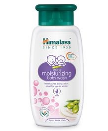 Himalaya Herbal Extra Moisturizing Baby Wash - 200 ml