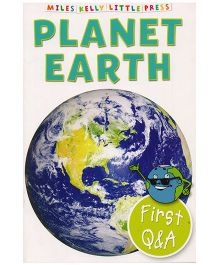 Little Q&A Planet Earth Book - English