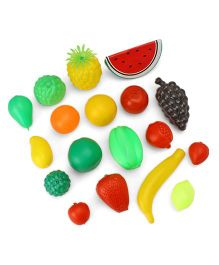 Luvely Play Fruit Set Multicolor - Pack of 20