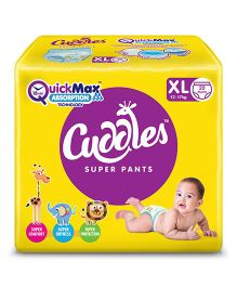 Cuddles Pant Style Diapers Extra Large - 20 Pieces