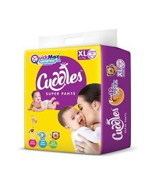 Cuddles Pant Style Diapers Extra Large - 54 Pieces