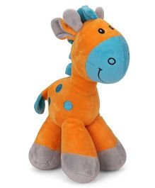 Starwalk Giraffe Soft Toy Orange - Height 30 cm