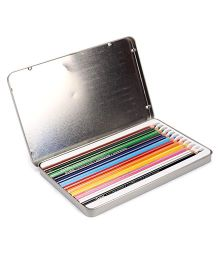 Doms Supersoft Colour Pencil Pack of 12 Assorted Shades