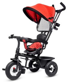 R for Rabbit Tiny Toes Sportz Tricycle - Red Black