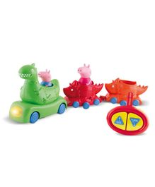 IMC Toys Remote Control Fun Ride With Peppa And George