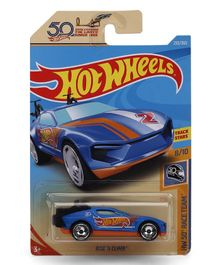 Hot Wheels 50 Race Team Rise N Climb Toy Car (Color & Design May Vary)
