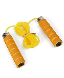 Elan Fitness Skipping Rope - Yellow