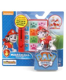 Paw Patrol Back Flip Pup Marshall Toy - Red