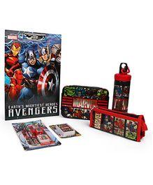 Marvel Avengers School Kit Pack of 6 - Red ef2c6aa4d