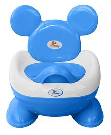 Sunbaby Potty Chair - Blue