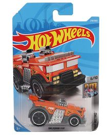 Hot Wheels Metro Toy Car (Styles And Color May Vary)