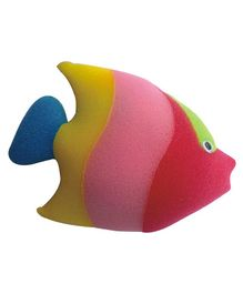 Panache Fish Bath Sponge - Multi Color