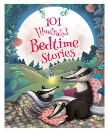101 Illustrated Bedtime Stories By Carole Wilkinson - English