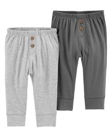 Carter's 2-Pack Baby Pants - Grey