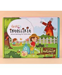 FirstCry Intellikit Little Naturalist Kit (4 - 6 Y)
