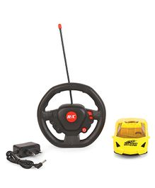 Karma Super Famous Remote Control Car With Charger - Yellow