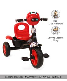 Babyhug Paramount Tricycle - Red