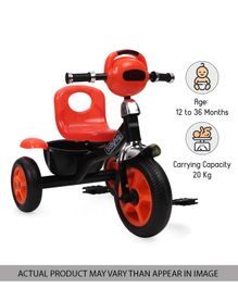 Babyhug Paramount Tricycle - Orange