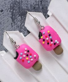 Babyhug Ice Candy Shape Earrings - Multi Color