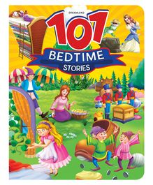 101 Bedtime Stories Story Book Multi Colour - 64 Pages